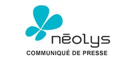 Communiqué presse Neolys