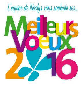 Vœux NEOLYS 2016