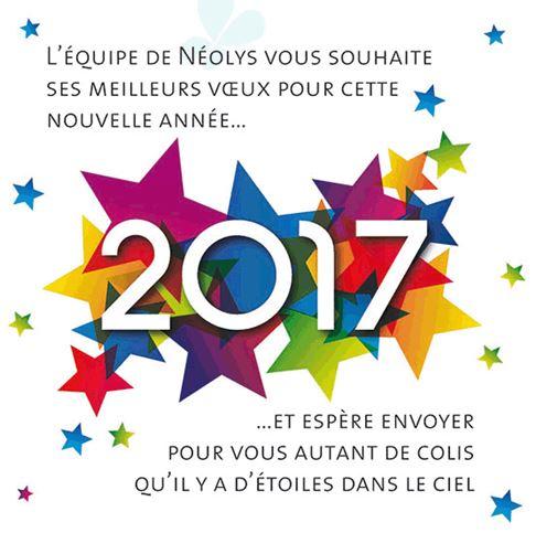 Voeux NEOLYS 2017